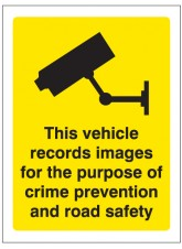 Cameras Are Fitted to this Vehicle