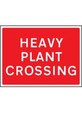 Heavy Plant Crossing - Class RA1 - 1050 x 750mm
