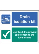 Drain Isolation Kit